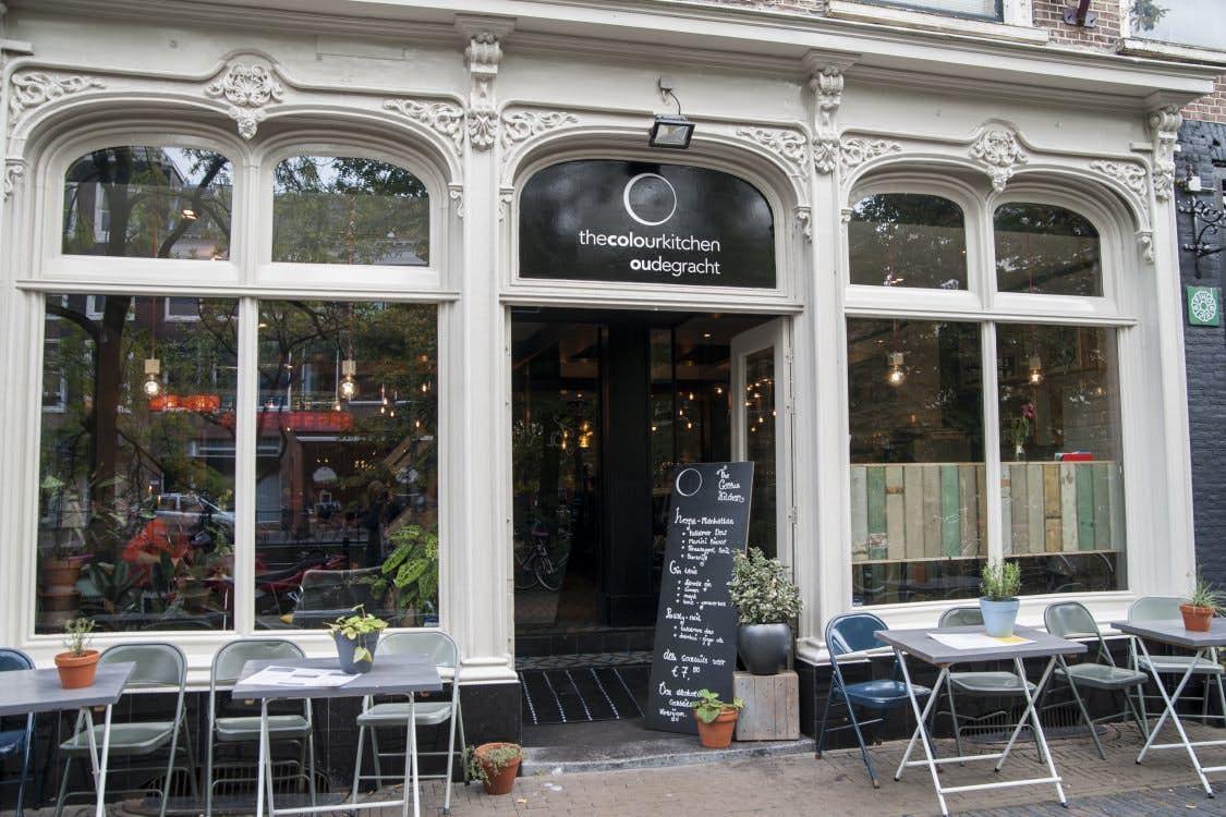 Color Kitchen Utrecht.The Colour Kitchen Failliet Restaurants Blijven Voorlopig Open De