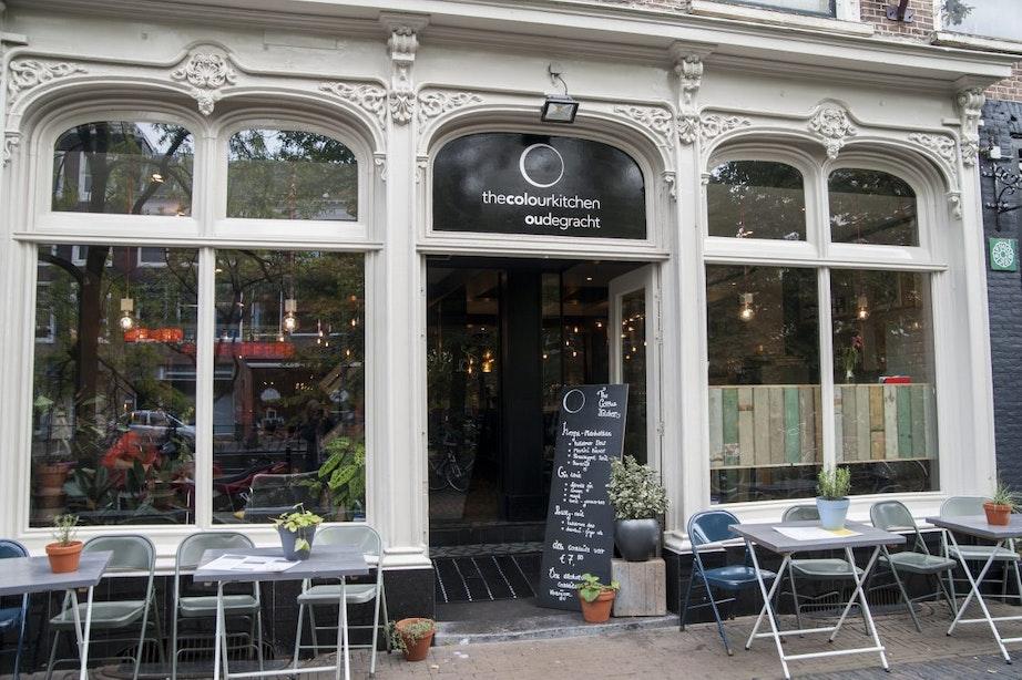 The Colour Kitchen Oudegracht staat te koop