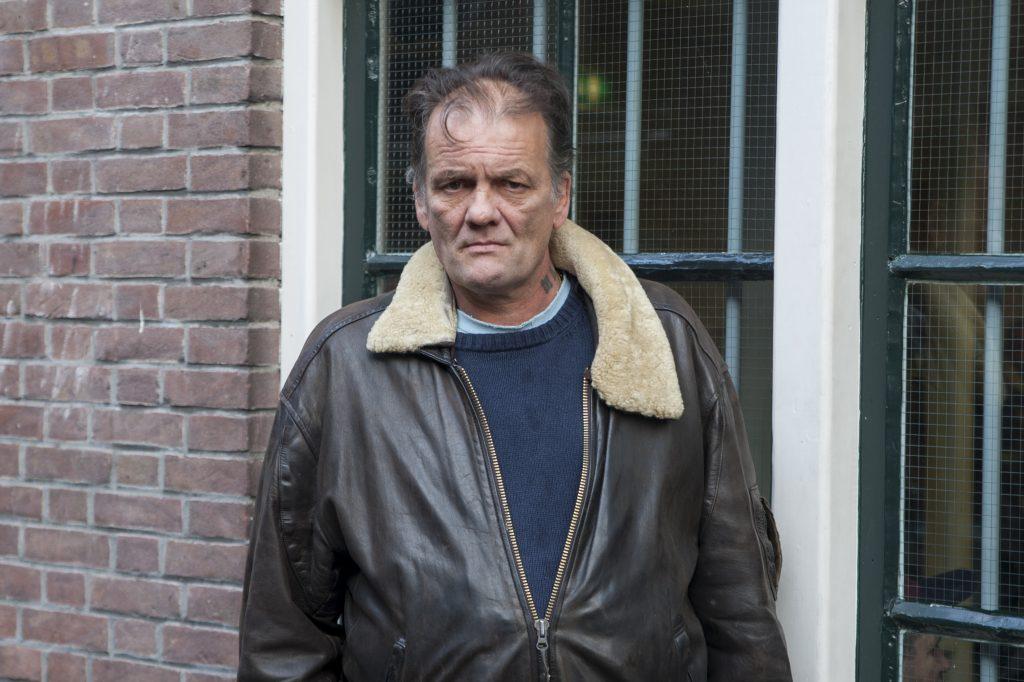 Willem, een dakloze die het Catharijnehuis al 27 jaar bezoekt