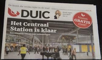 De nieuwe DUIC krant is uit! Haal de krant in de buurt op