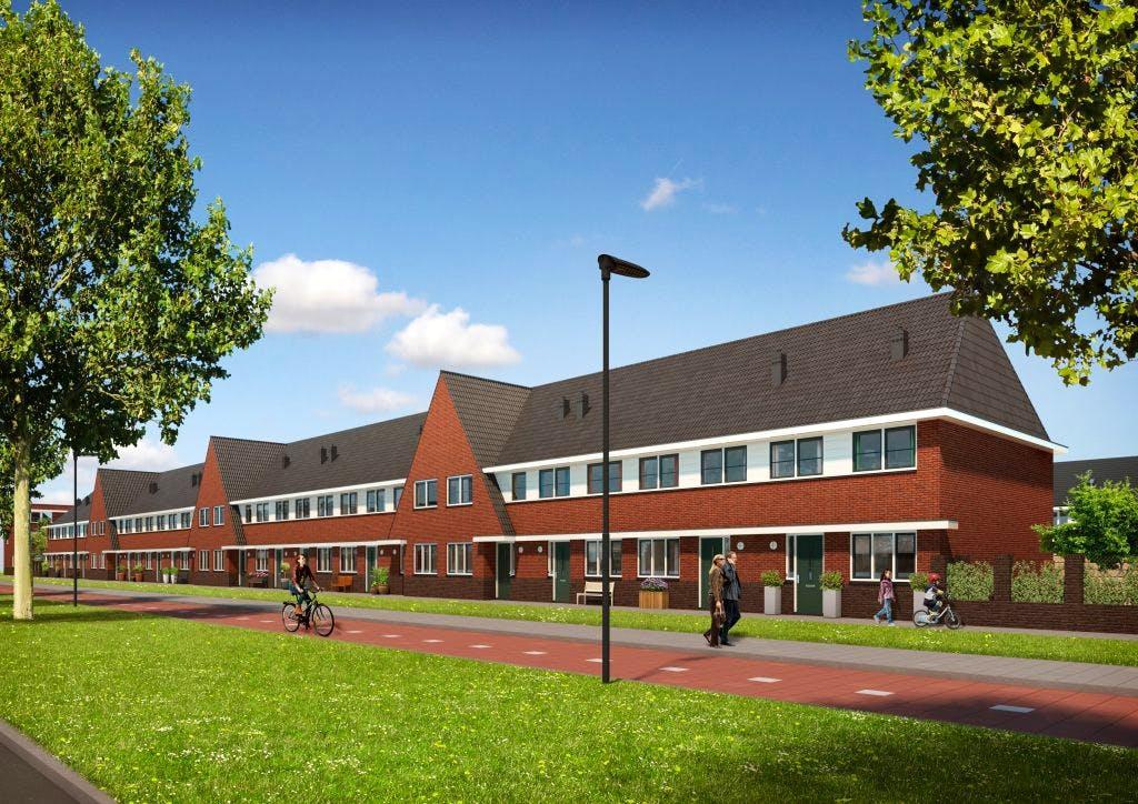151 nieuwe woningen op terrein oud Antonius Ziekenhuis Overvecht