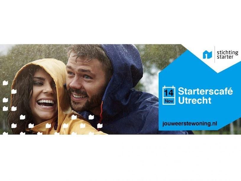 Plannen om een eerste huis te kopen? Bezoek het Starterscafé op 14 november