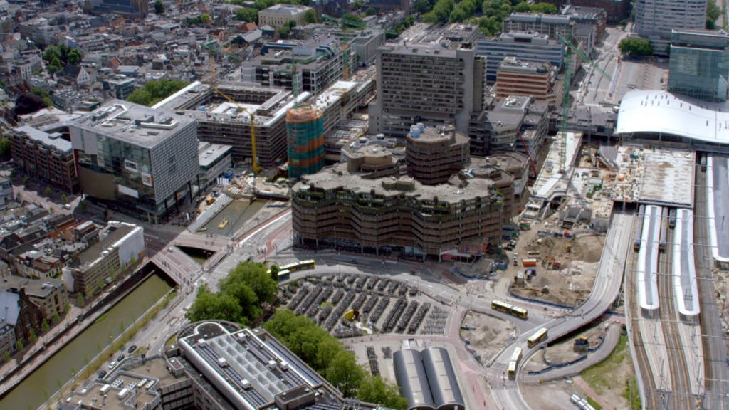 Mooie beelden van Utrecht in Onzichtbaar Nederland