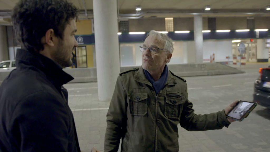 Wim Uilenbroek vertelt in het programma over veranderingen in het stationsgebied