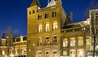 Oudaen is een klassieker: Een stadskasteel midden in Utrecht