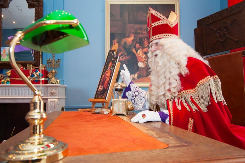 Win 4×4 kaarten voor het Huis van Sinterklaas in Museum Catharijneconvent