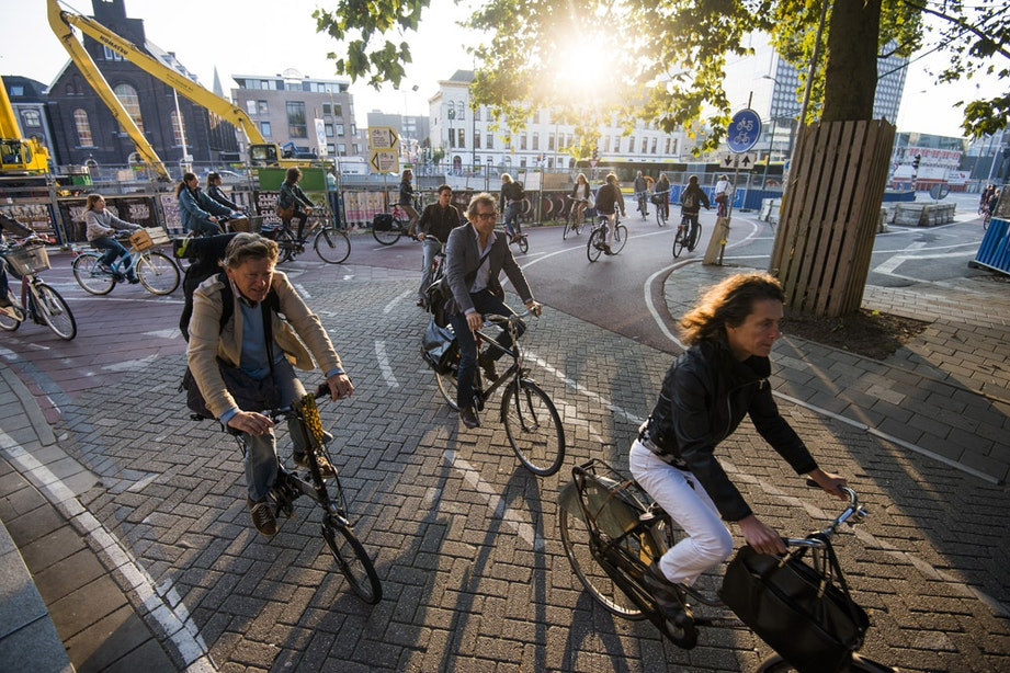 Dagtip: De toekomstige trends en de rol van de fiets in TivoliVredenburg