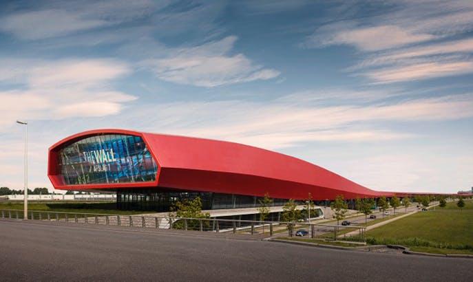 Winkelcentrum The Wall verkocht voor 49 miljoen euro