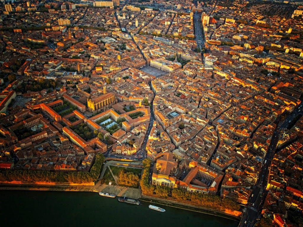 Excursie naar Toulouse