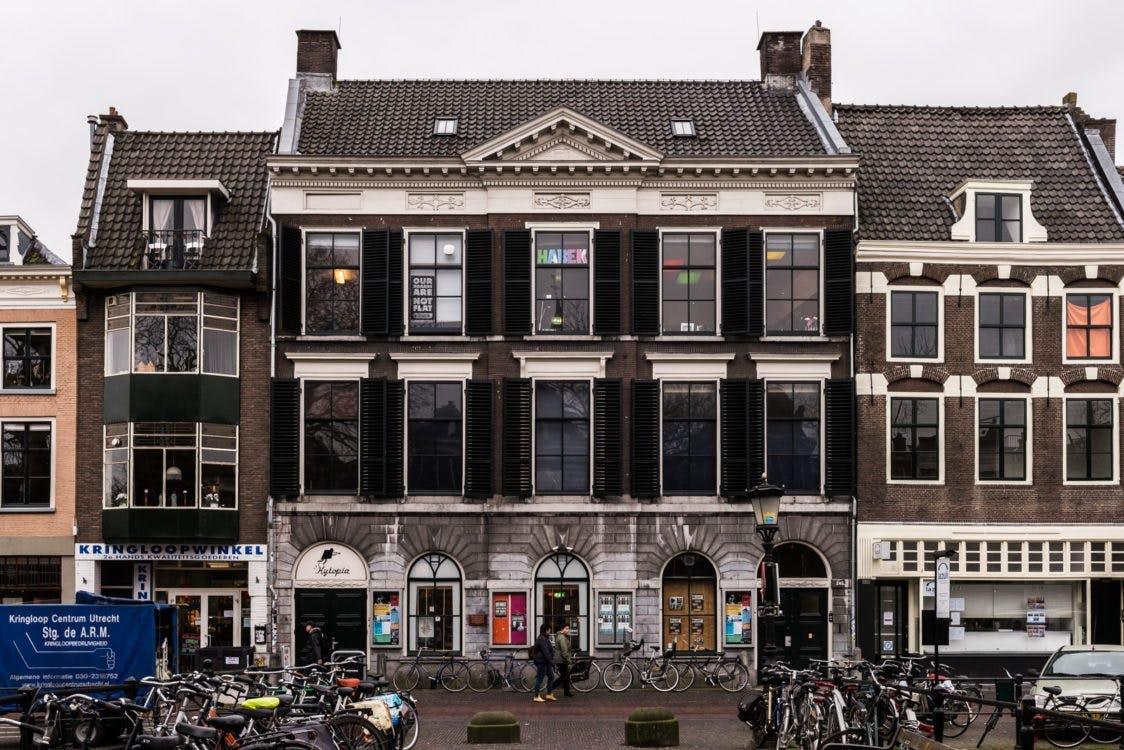 Plannen Tivoli Oudegracht bekend: er komt een hotel, kinderopvang en restaurant