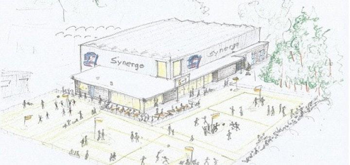 Plannen voor nieuwe sporthal en sportvelden aan Loevenhoutsedijk
