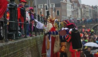 Dagtip: Sinterklaas vaart langs Camping Ganspoort