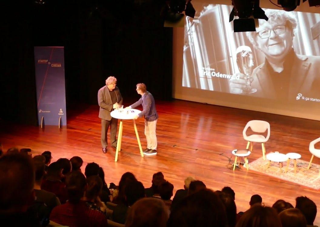 DUIC TV: Leren van elkaar tijdens de Startup Cinema in RASA