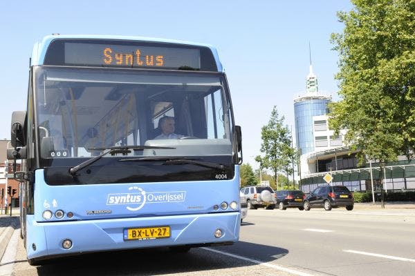 De Uithof wordt beter bereikbaar in nieuwe regionale dienstregeling Syntus