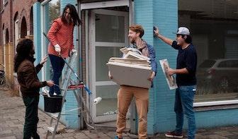 Kanaalstraat krijgt met 'De Voorkamer' plek waar asielzoekers zich kunnen ontwikkelen