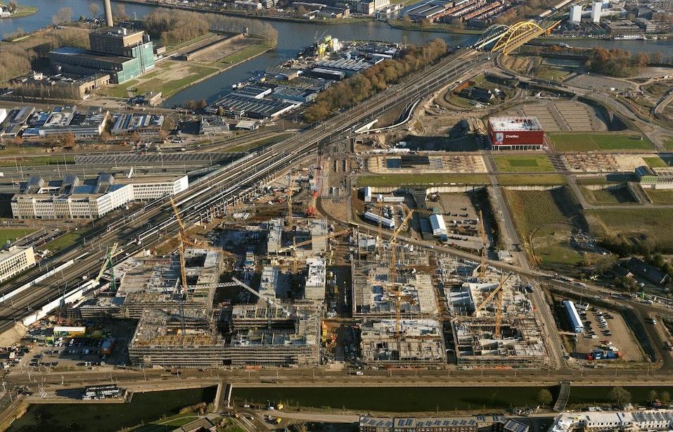 Leidsche Rijn Centrum: Voorzichtig optimisme rond tweede stadshart Utrecht