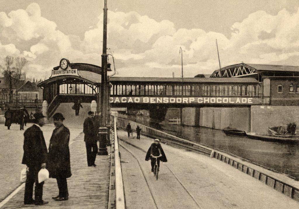 Utrecht Centraal in 1904