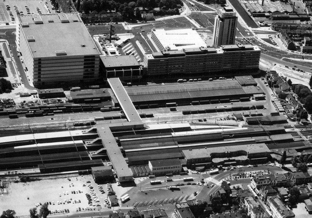 Utrecht Centraal in 1969