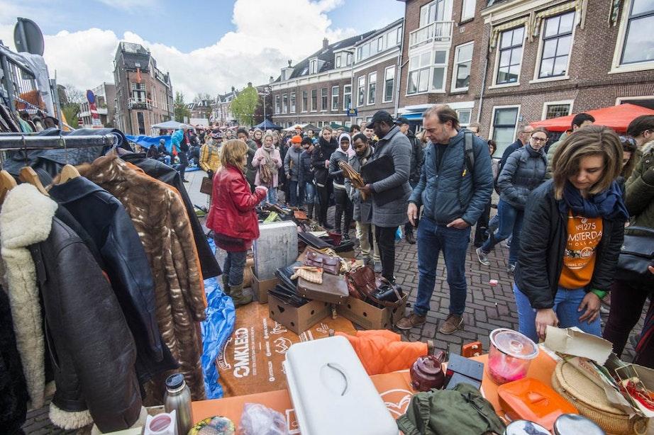 Dit moet je weten over Koningsdag en de vrijmarkt 2018 in Utrecht