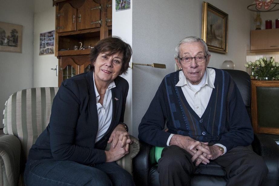 Rita en Ad Verdonk herdenken Nederlands-Indië