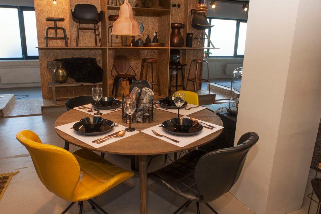 De showroom van fonQ is een klein geheim van Utrecht