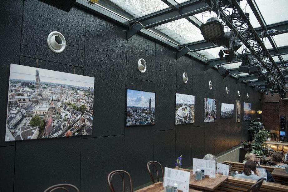 Foto-expositie DUIC in het Louis Hartlooper Complex