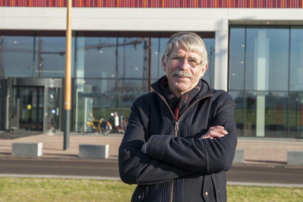 Gerben Kuipers is het brein achter de bioscoop in Leidsche Rijn. Foto: Nienke Kamphuis