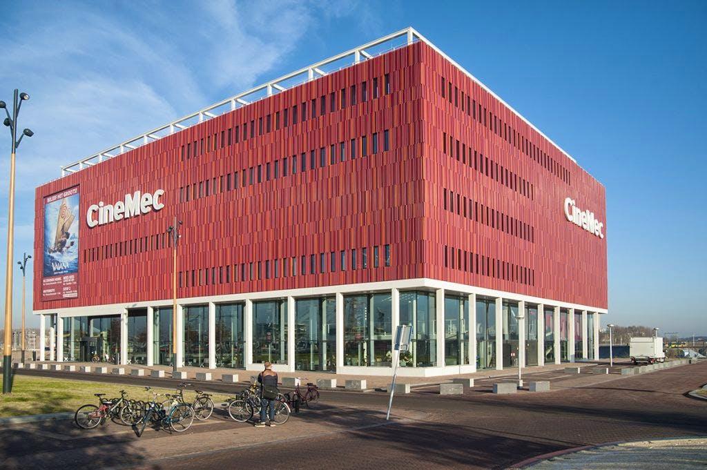 De totale filmervaring nu ook in Utrecht