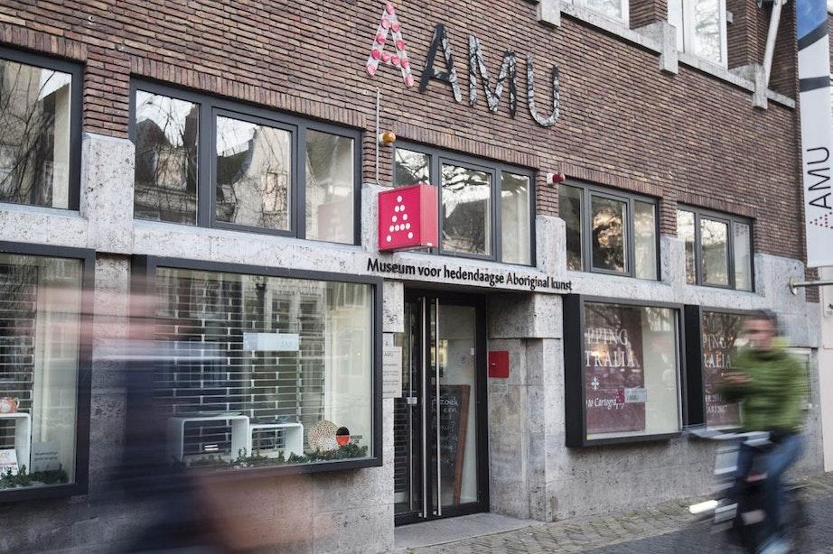Collectie Aboriginal Art Museum verspreid over musea in heel Nederland