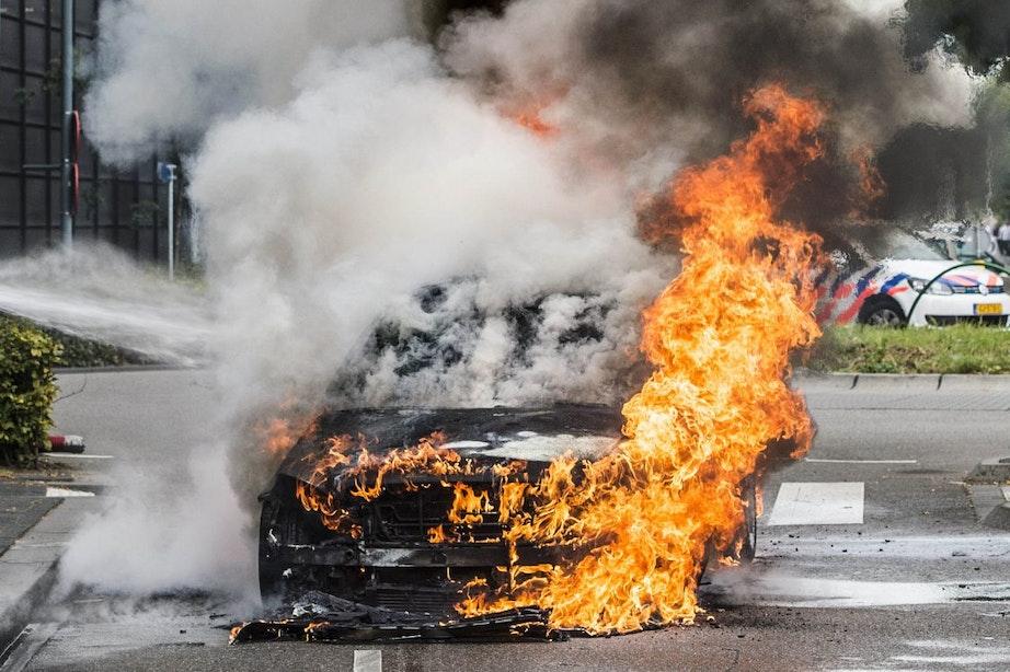 Weer meerdere autobranden in Utrecht
