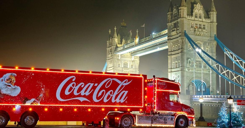 Iconische Coca-Cola kersttruck komt naar Utrecht