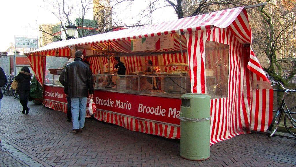 Broodje Mario opent vestiging op Utrecht Centraal