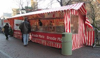 Nu ook een Wikipedia-pagina over Broodje Mario: 'Er was behoefte aan informatie'