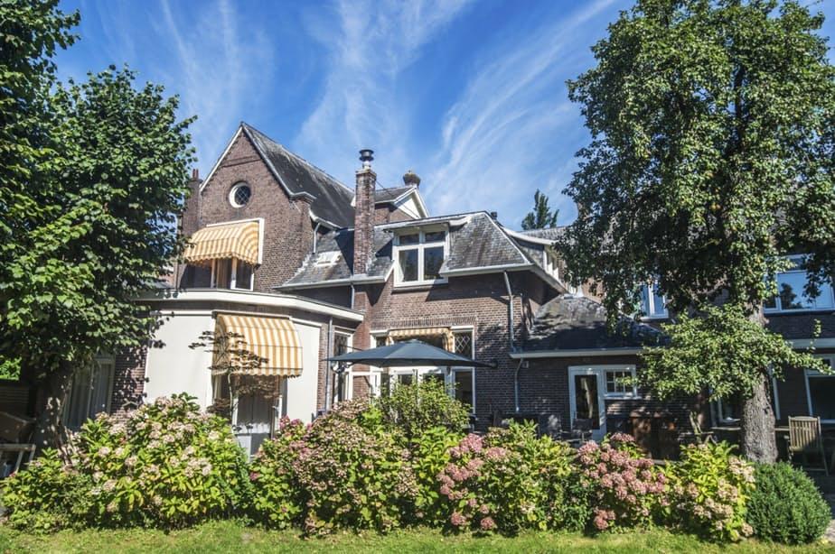 Utrechts hospice aan de Kanaalstraat weer opgefrist