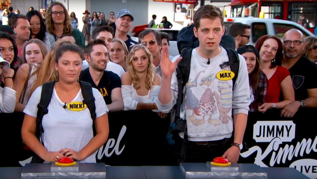Het jaar van Max van Ee: 'Hey, wait! You were on Jimmy Kimmel!'