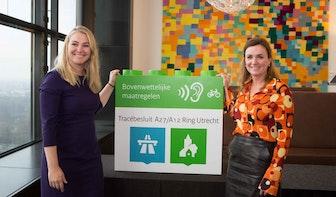 "Verbreding Ring Utrecht definitief na handtekening minister Schultz: ""Historische fout"""
