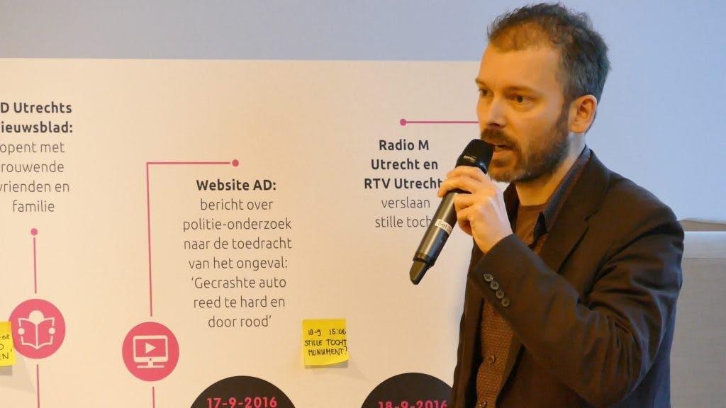 DUIC TV: Presentatie onderzoek naar Utrechts medialandschap