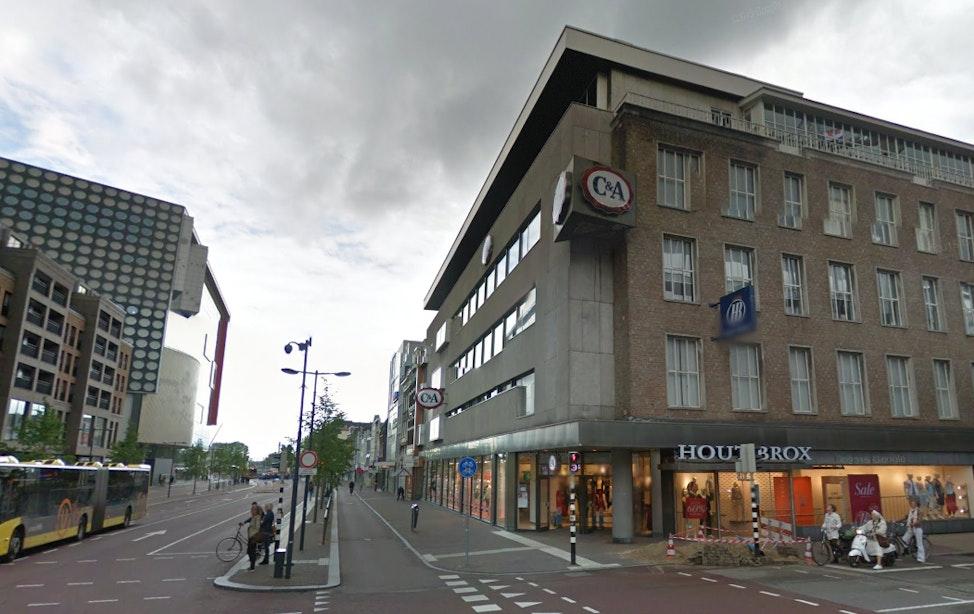 Mogelijk Apple-store Utrecht in pand C&A