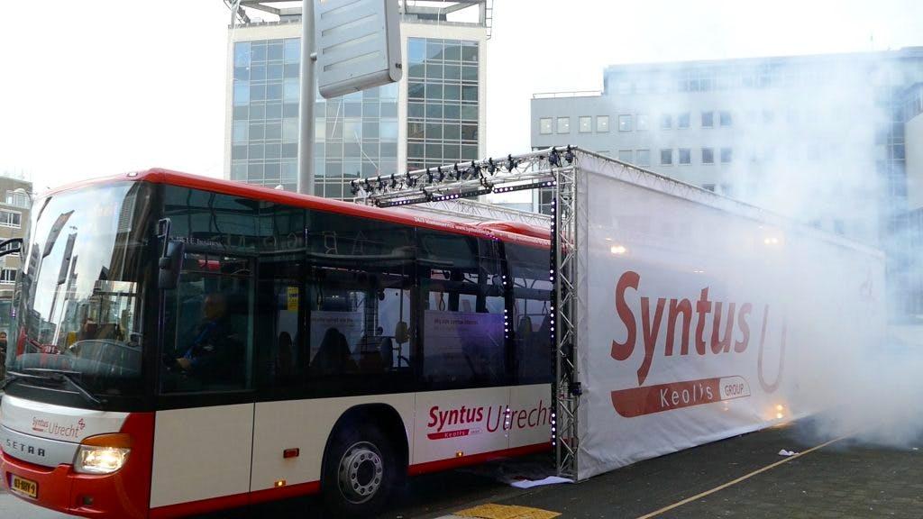 Feestelijke start voor Syntus Utrecht