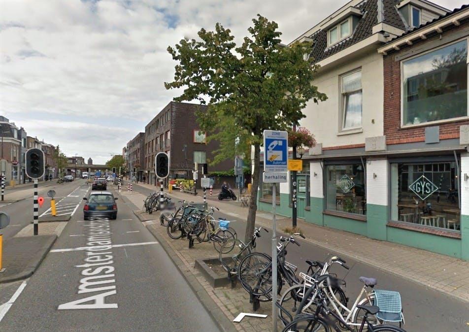 Twee extra zebrapaden op Amsterdamsestraatweg bij Bethlehemweg