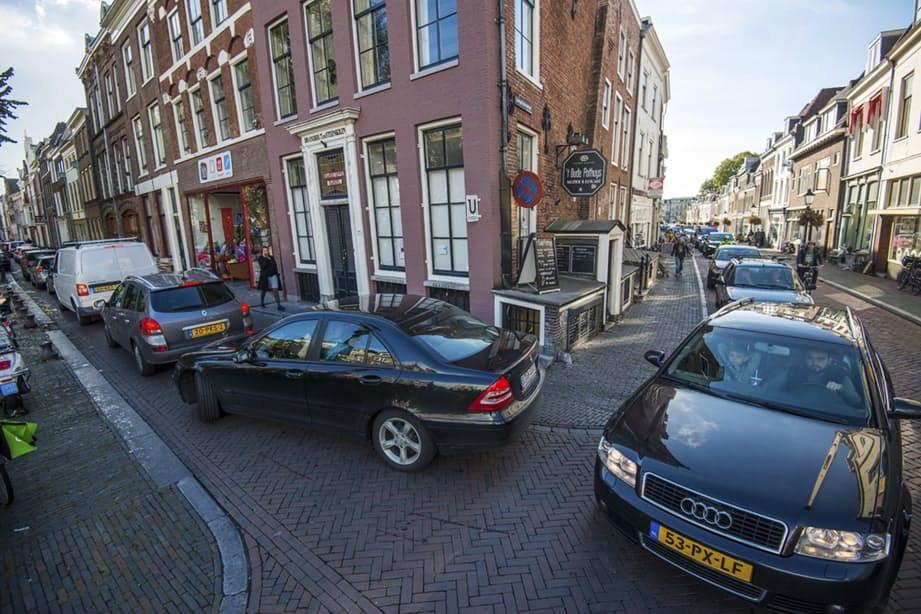 Aantal deelauto's groeit sterk in Utrecht