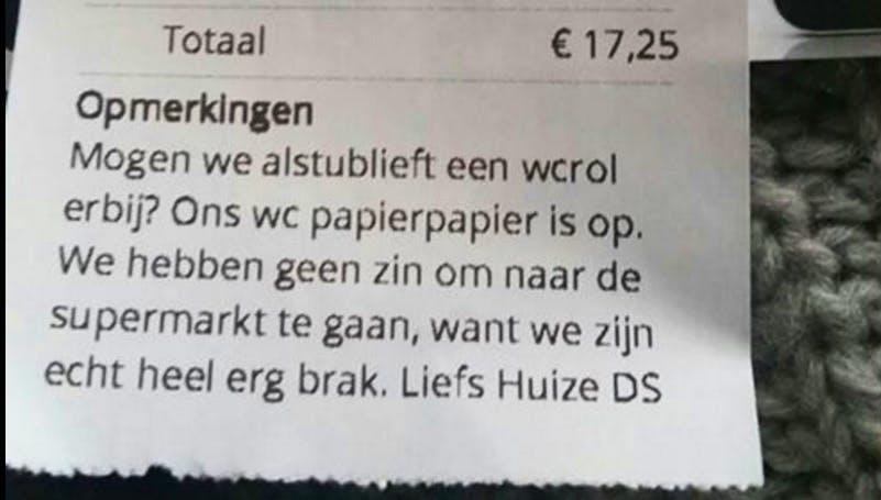 Dit zijn de drie beste bezorgrestaurants van Utrecht