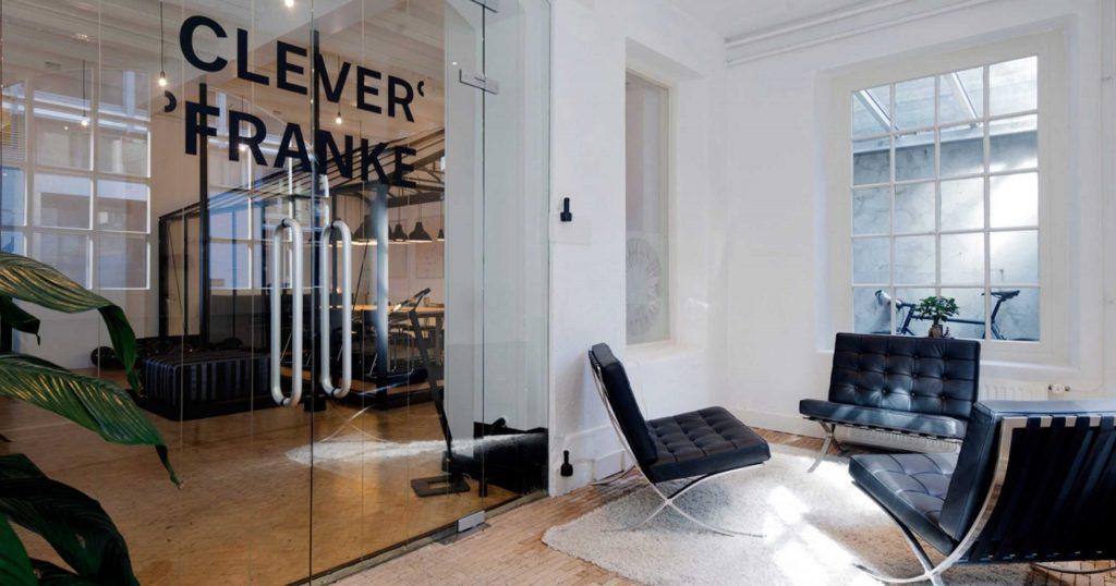 Het kantoor van Clever°Franke. Foto: Martin Bruining