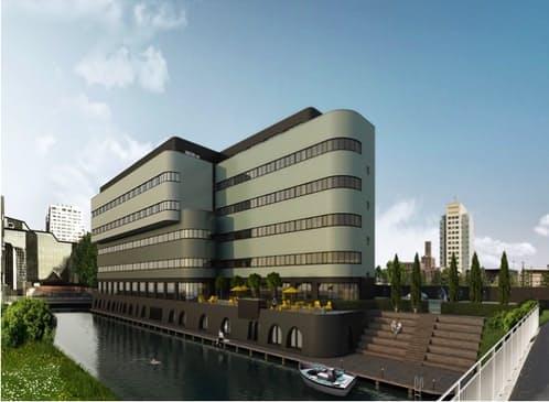 218 woningen in oud sorteercentrum volgend jaar klaar