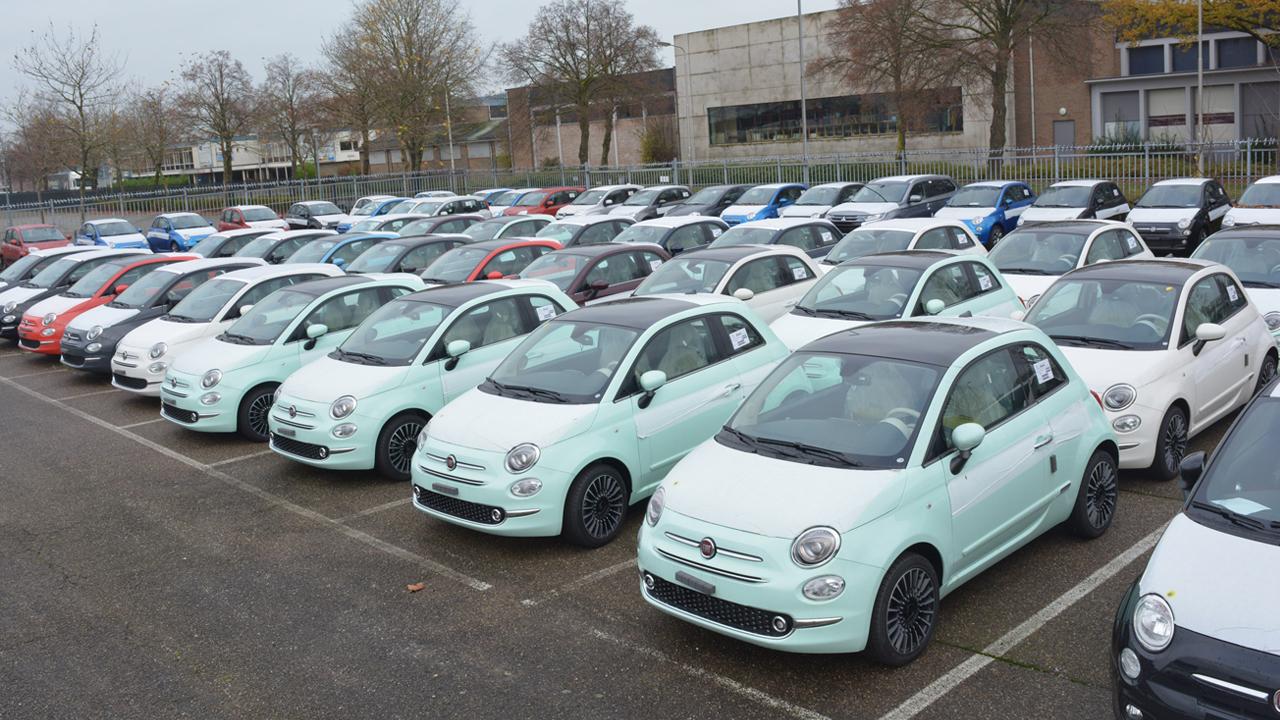Fiat Garage Purmerend : Mega privé lease voorraadactie de fiat sport nu tijdelijk