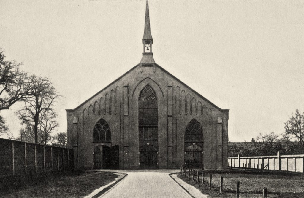 Oude Aloysiuskerk, Abstederdijk 301, ca. 1920 (Het Utrechts Archief)