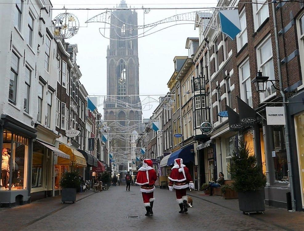 Utrechtse groothandel GEPU brengt haar klanten vast in de kerststemming