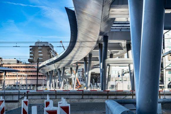 Moreelsebrug opent vrijdag