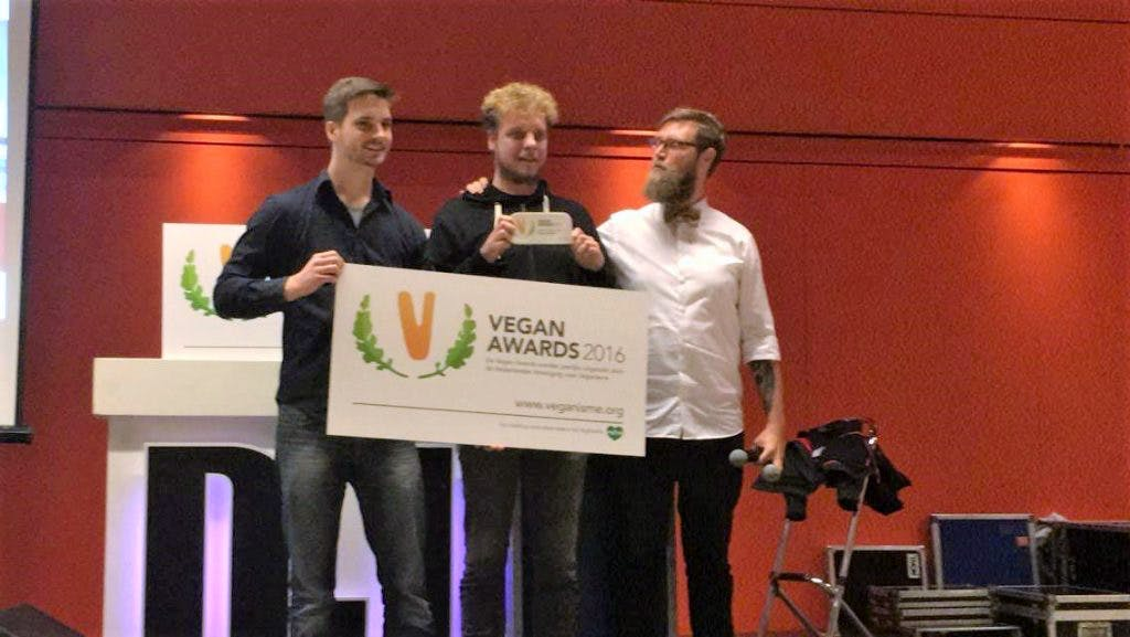 Oproer meest vegan friendly restaurant van Nederland