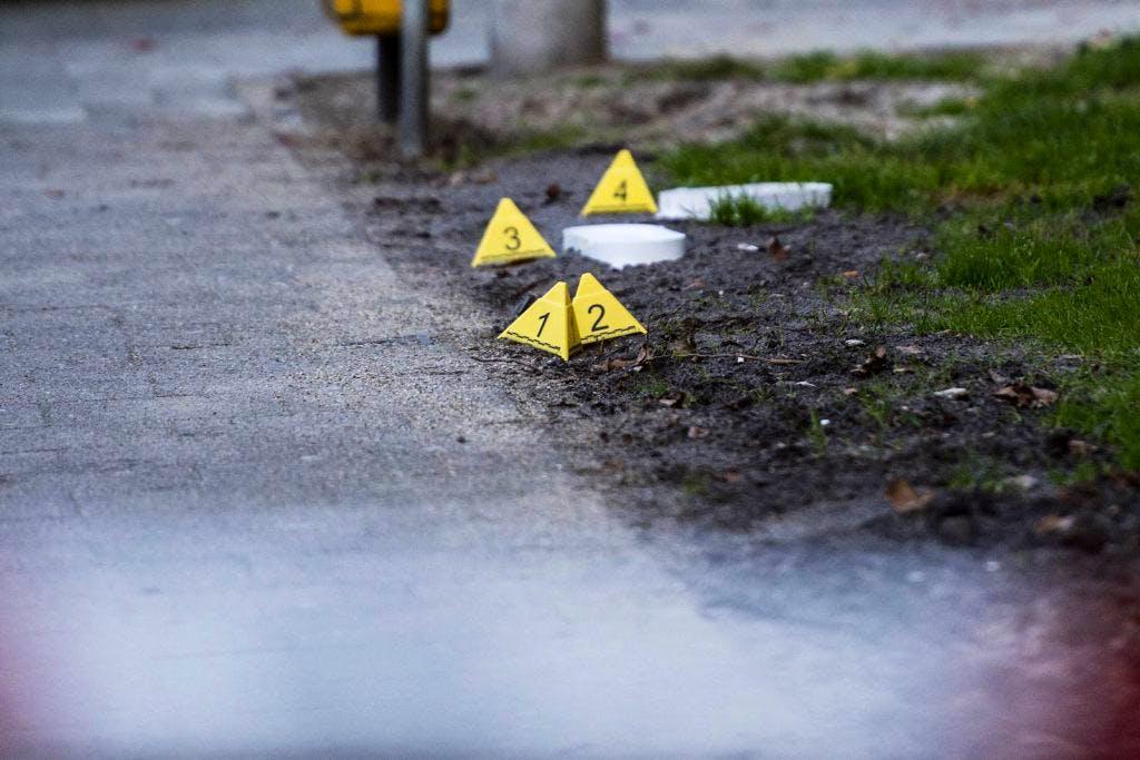 Twee mannen aangehouden op verdenking van voorbereiden moord in Overvecht